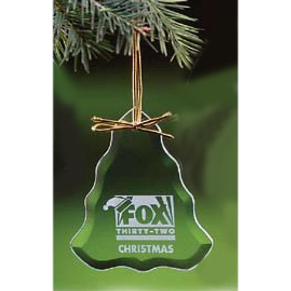 Promotional Crystal Ornament