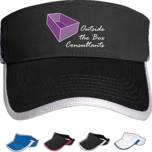 Promotional Hi Tech mesh visor