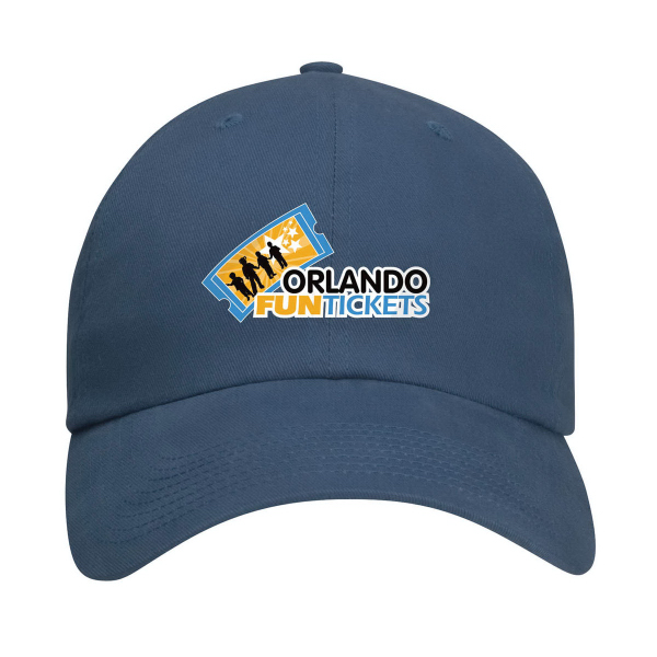 Custom All-Around unstructured cap