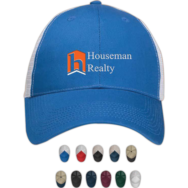 Customized Pro-Mesh cap
