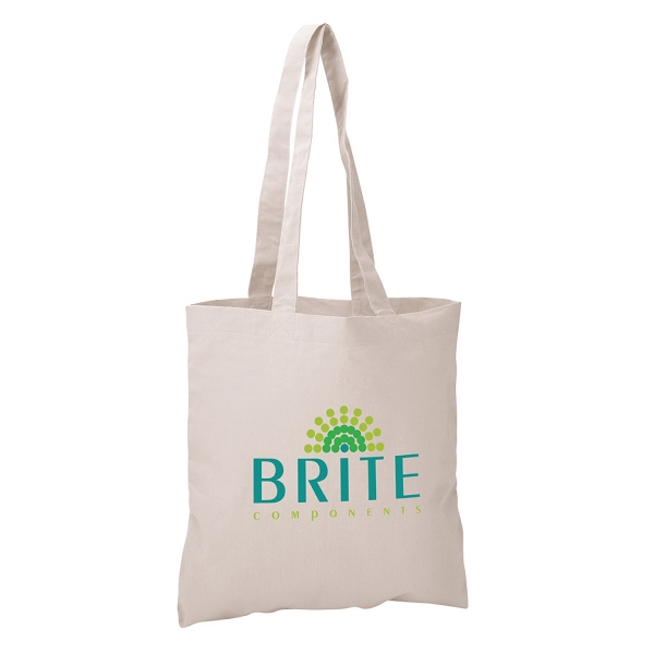 Customized Natural Economy Tote