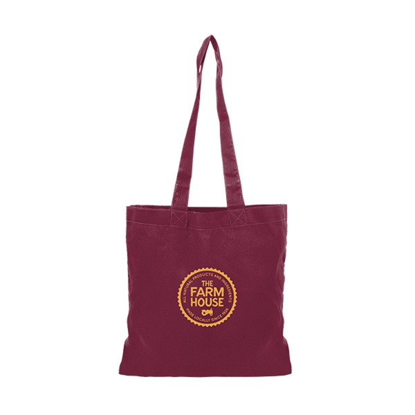 Personalized Colored Economy Tote