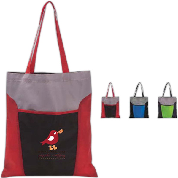 Promotional Trapezoid Tote