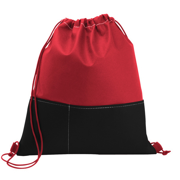 Promotional Poly Pro Sport Pack With Pockets