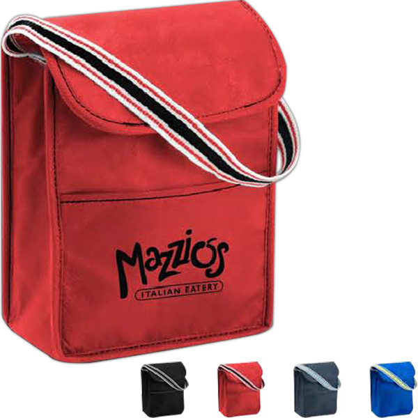 Promotional Color Band Lunch Bag