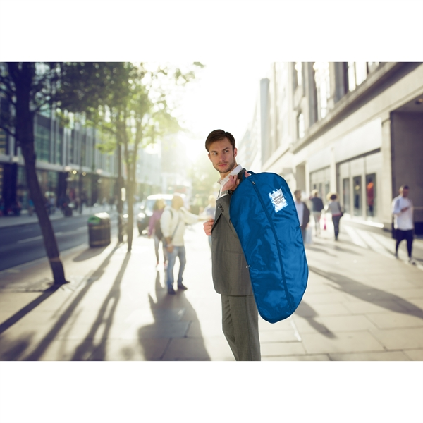 Imprinted Foldable Garment Bag