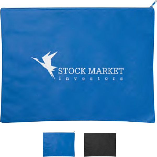 Customized Poly Pro Everyday Zippered Portfolio