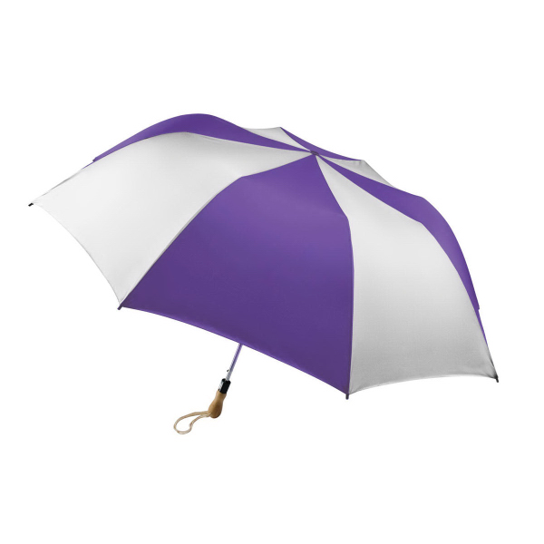 Custom Traveler Auto Open Folding Umbrella