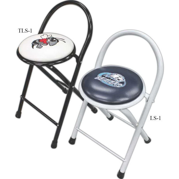 Imprinted Locker Stool/Timeout Stool