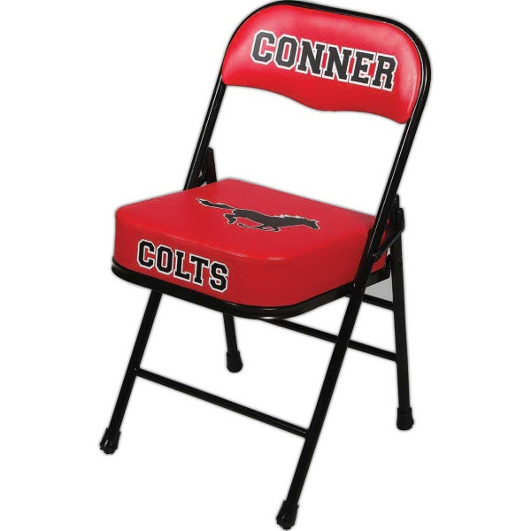 Personalized Sideline Chair