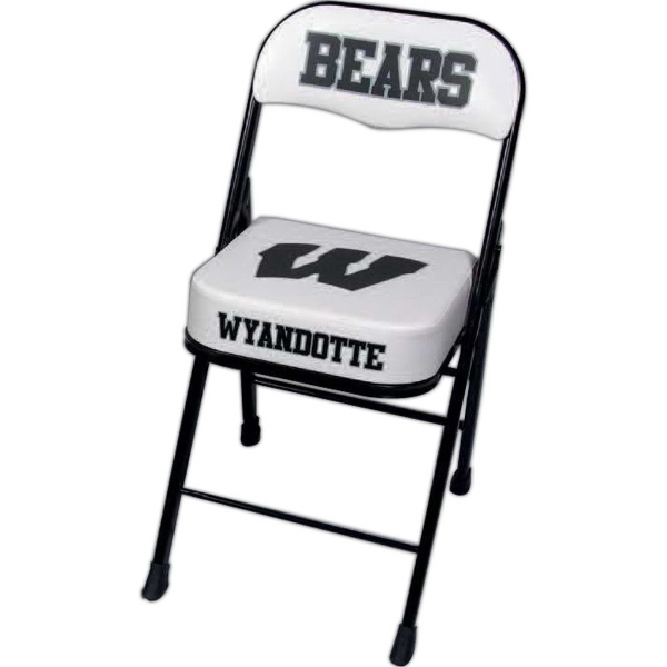 Promotional Tall Deluxe Sideline Chair