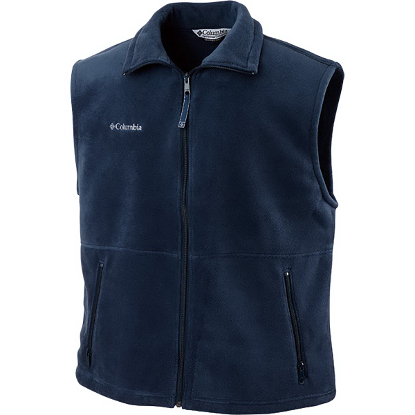 Imprinted Men's Columbia (R) Cathedral Peak (TM) Vest