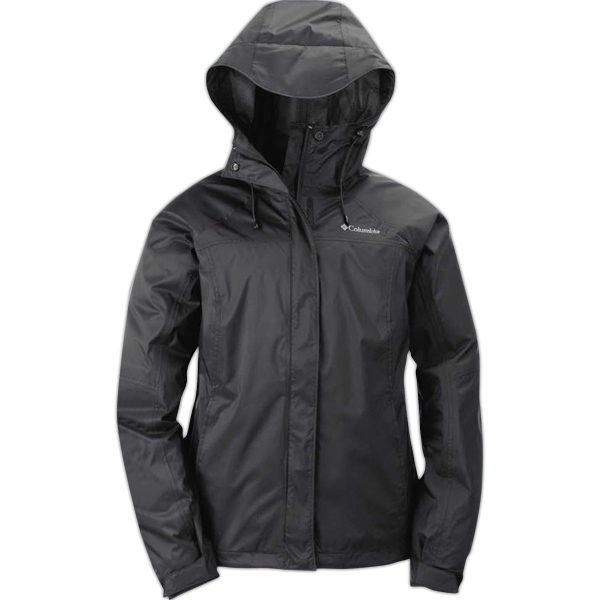 Custom Columbia (R) Women's Arcadia (TM) Rain Jacket