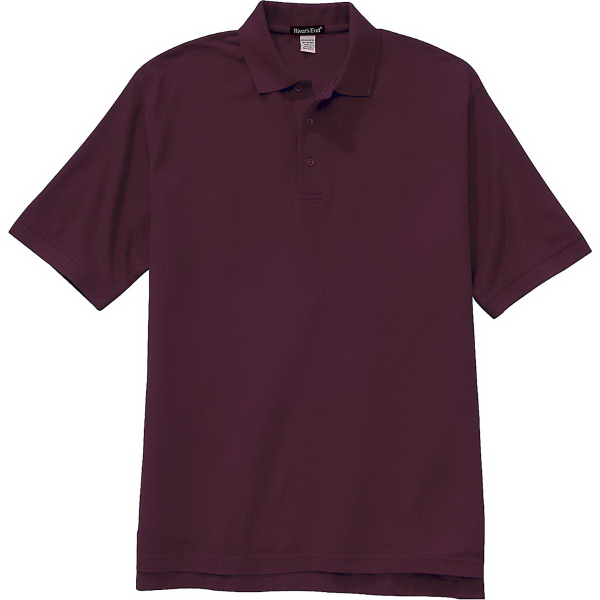 Custom Men's Short-Sleeve Easy Care Polo