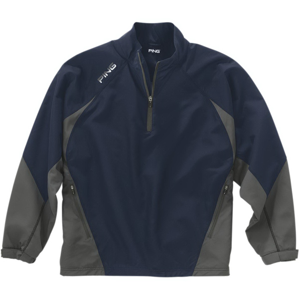 Personalized Ping (R) Men's Recovery Quarter-Zip Pullover