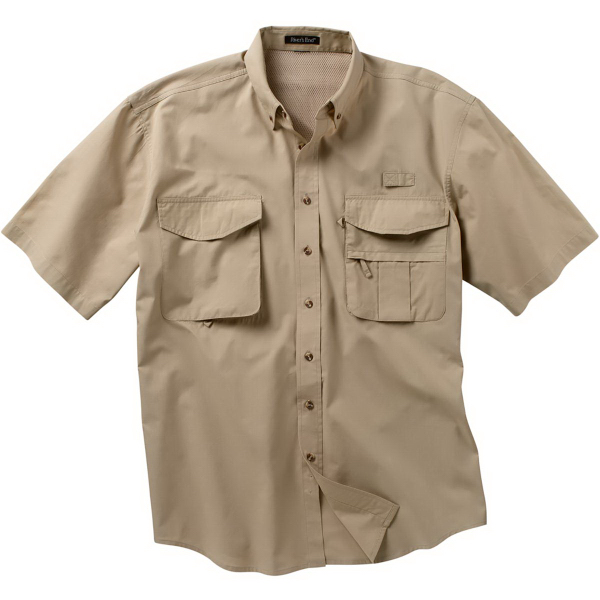 Imprinted Short Sleeve UPF 30+ Guide Shirts