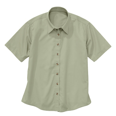 Promotional Ladies' Short Sleeve Easy Care Shirt