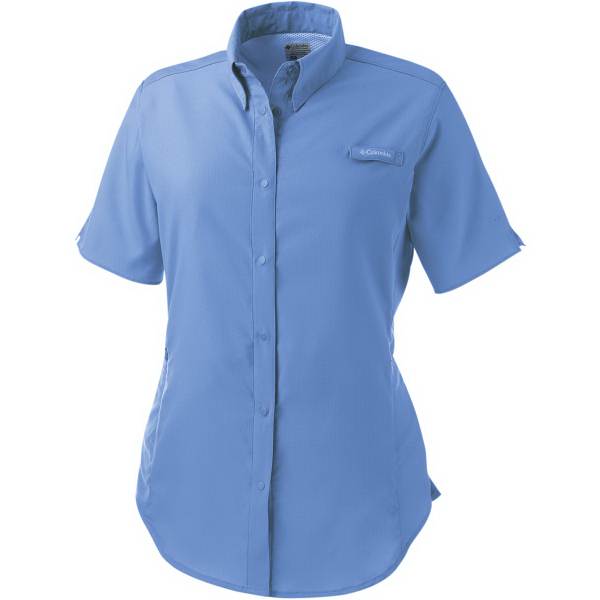 Promotional Columbia (R) Women's Tamiami (TM) II Short Sleeve Shirt