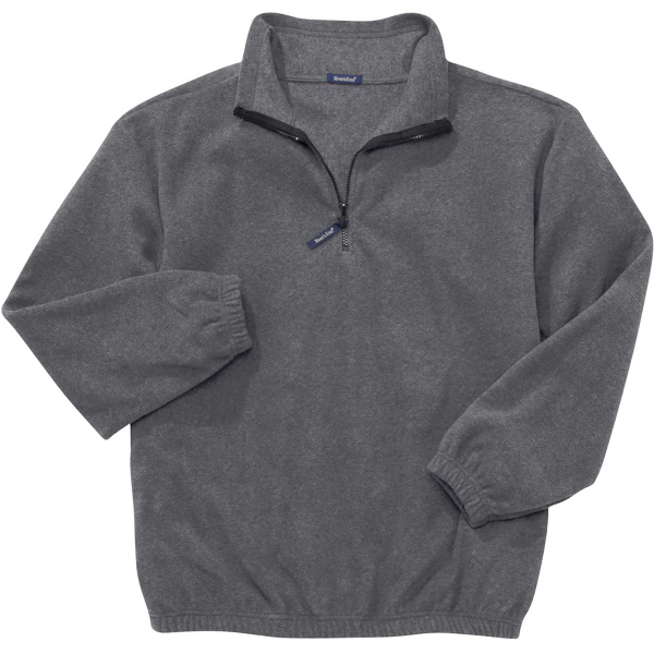 Custom Heavyweight Fleece Zip Cadet