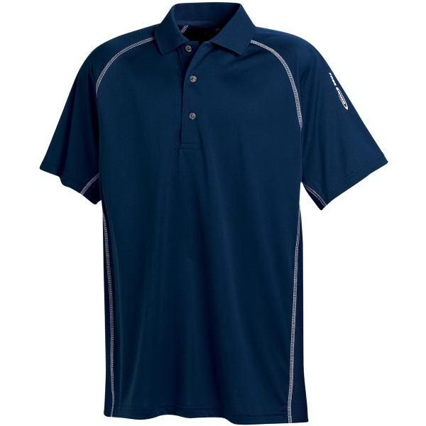 Customized Men's Page & Tuttle Cool Elite (R) Free Swing (TM) Polos
