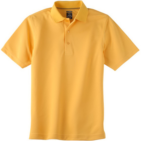 Custom Page & Tuttle Men's Cool Swing (R) Pique Polo