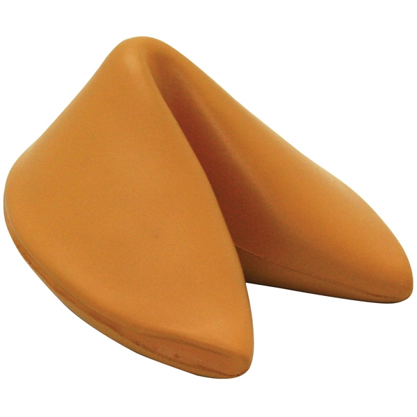 Customized Squeezies (R) Fortune Cookie stress reliever
