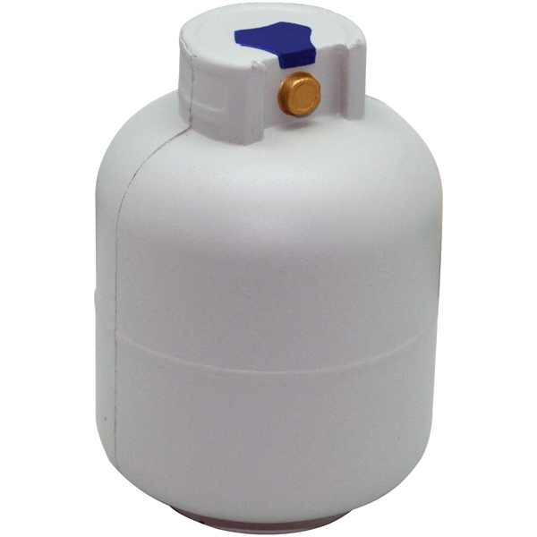 Promotional Squeezies (R) Propane Tank stress reliever