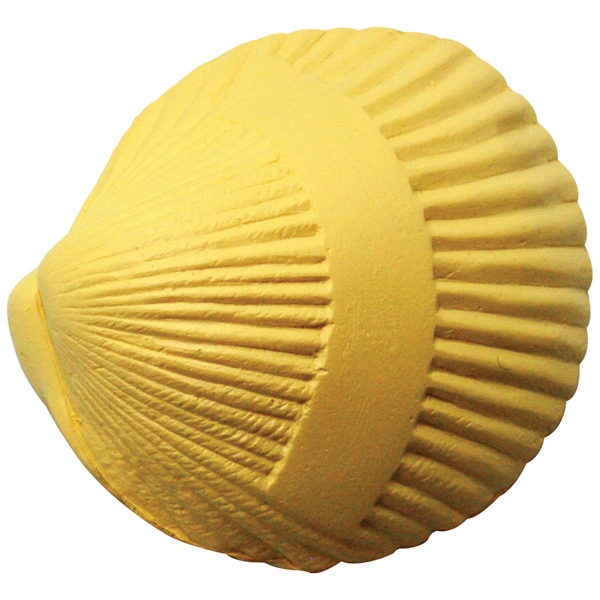 Imprinted Squeezies (R) Shell Stress Reliever