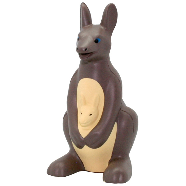 Promotional Squeezies (R) Kangaroo Stress Relievers