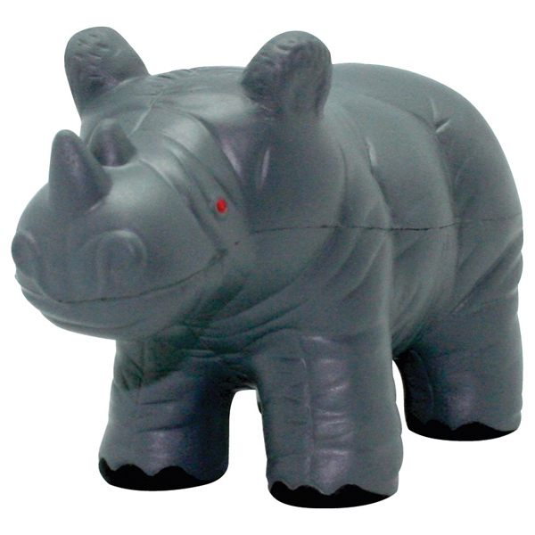 Imprinted Squeezies (R) Rhino Stress Relievers