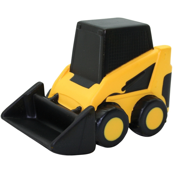 Customized Squeezies (R) Bobcat Bulldozer stress reliever
