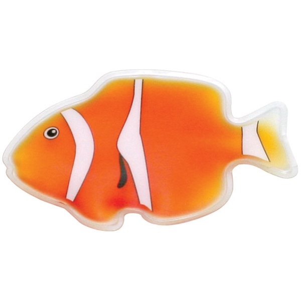 Customized Clown Fish Chill Patch