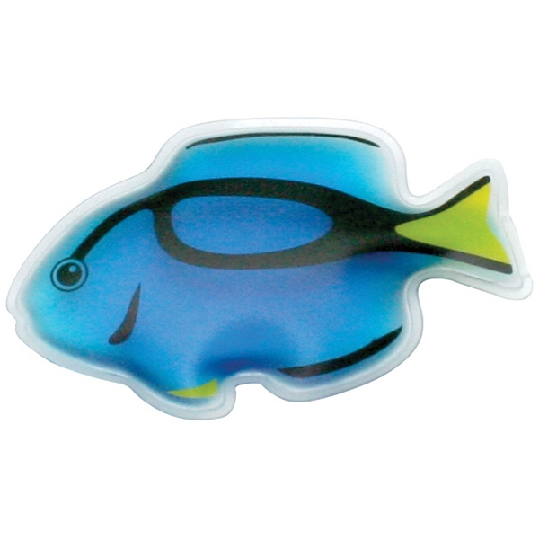 Personalized Blue Tang Fish Chill Patch