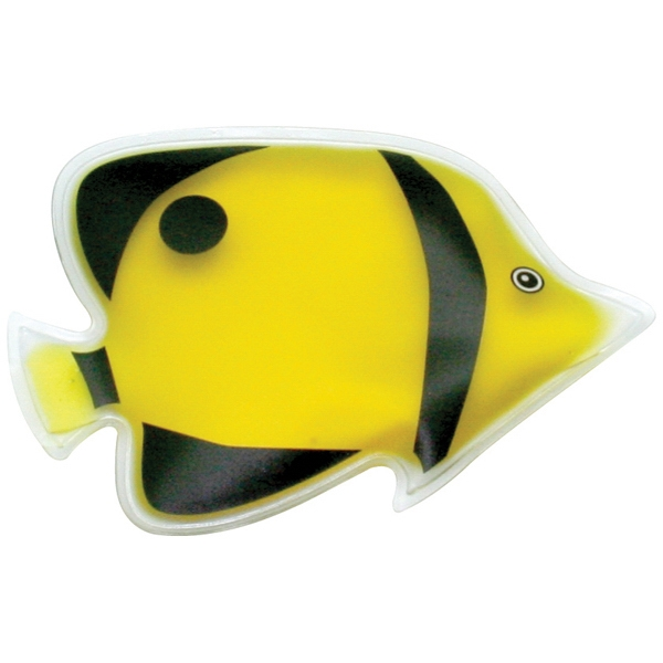 Printed Angel Fish Chill Patches