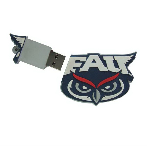 Imprinted USB flash drive
