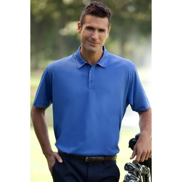 Personalized Vansport (TM) Nailhead Polo