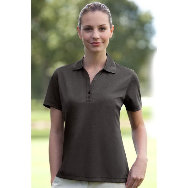 Customized Women's Vansport (TM) Nailhead Polo