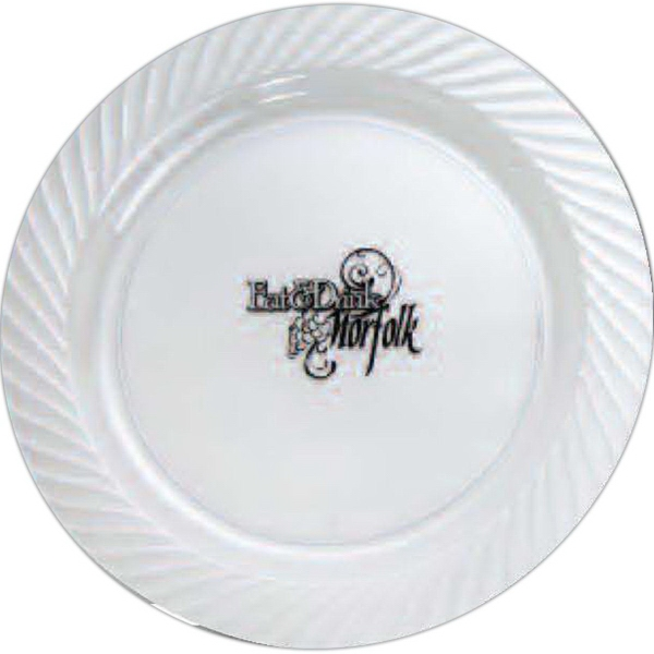 Imprinted Plate