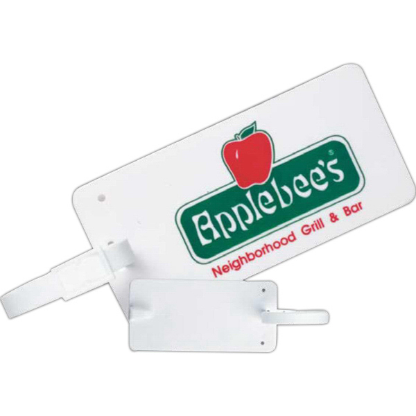 Printed Bag Tag with Hook