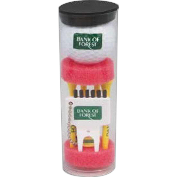 Customized Golf ball tube pack