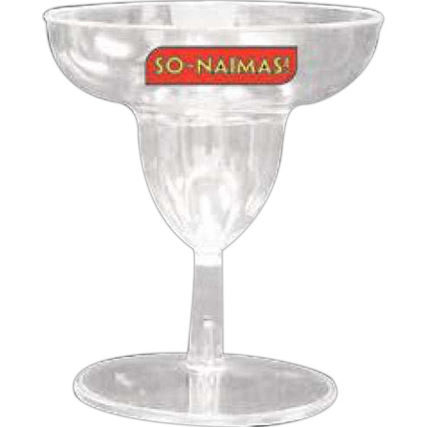 Customized 2 Pc. Mini Margarita Glass