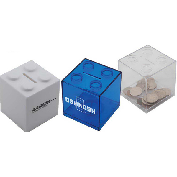 Promotional Building Block Bank
