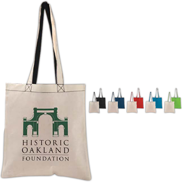 Promotional Value Economy Two Tone Tote