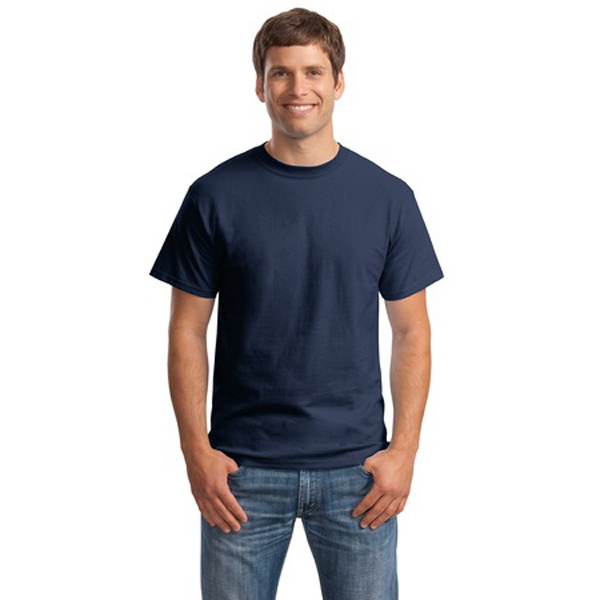 Imprinted Hanes® Beefy-T® born to be worn 100% cotton t-shirt