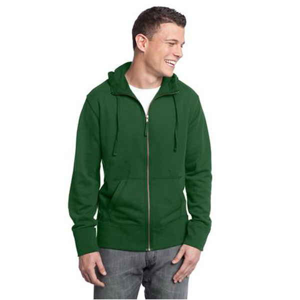 Promotional District® vintage french terry full-zip hoodie