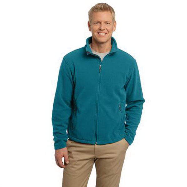 Personalized Port Authority (R) Value Fleece Jacket