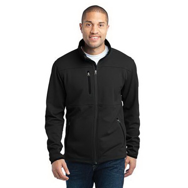 Imprinted Port Authority (R) pique fleece jacket