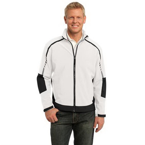 Personalized Port Authority (R) Embark Soft Shell Jacket