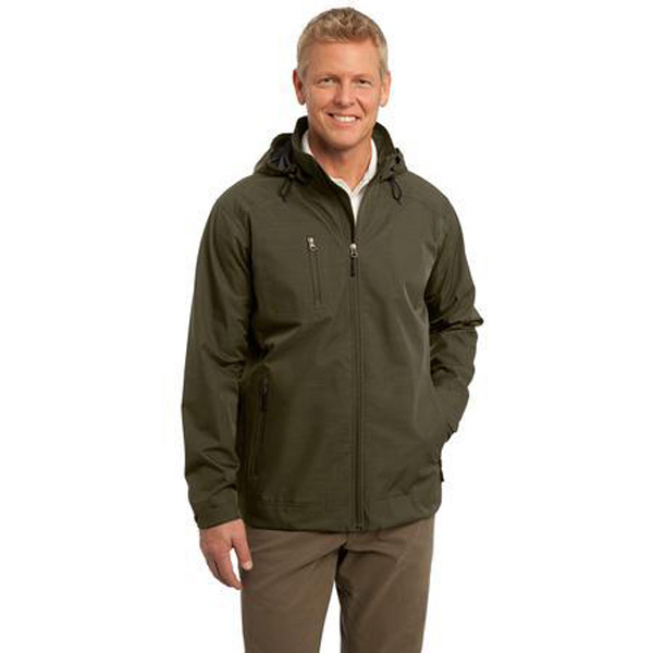 Imprinted Port Authority (R) Reliant Hooded Jacket