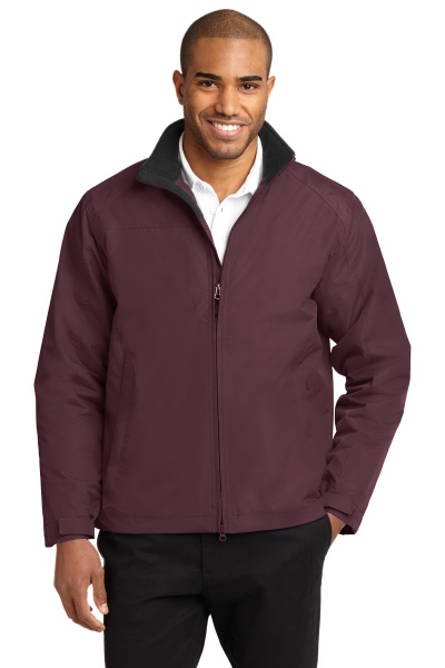 Printed Port Authority® Challenger II Jacket